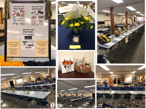 Annual Alumni Homecoming Breakfast & Silent Auction
