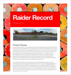 IS- October Raider Record
