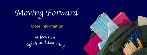 Moving Forward Banner