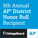 AP 9th Annual Honor Roll Recipient